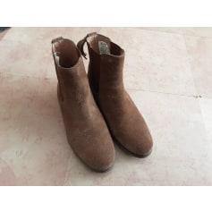 Bottines & low boots plates Aigle  pas cher