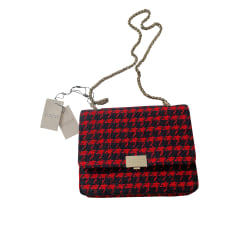 Non-Leather Shoulder Bag Claudie Pierlot