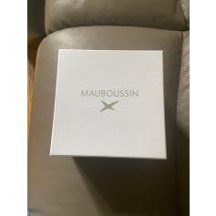 Montre au poignet Mauboussin  pas cher