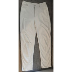 Straight Leg Pants Burberry