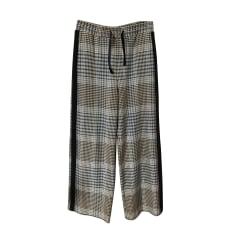 Pantalone largo Maje