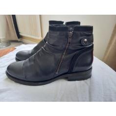 Flat Ankle Boots San Marina