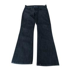 Pantalon évasé Citizens Of Humanity  pas cher