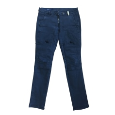Pantalone dritto High