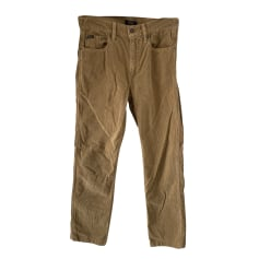 Pantalone slim, a sigaretta Ralph Lauren