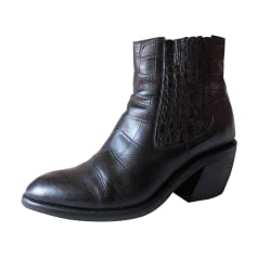 High Heel Ankle Boots Free Lance