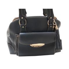 Leather Oversize Bag Lancel Adjani