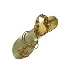 Flat Sandals Giuseppe Zanotti