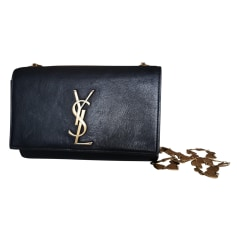 Borsa a tracolla in pelle Saint Laurent Kate