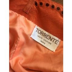 Robe longue Torrente  pas cher