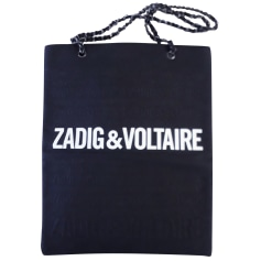 Non-Leather Oversize Bag Zadig & Voltaire
