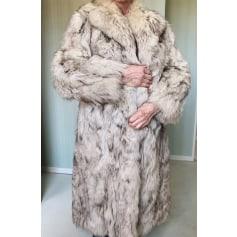 Manteau en fourrure Jean Max  pas cher