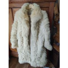 Manteau en fourrure Norwegian Blue Fox  pas cher