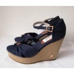 Sandales compensées US Polo Assn  pas cher