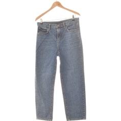 Straight-Cut Jeans  Uniqlo
