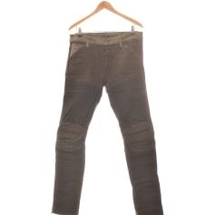Straight-Cut Jeans  G-Star