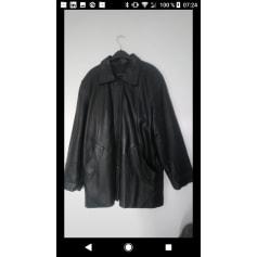 Veste en cuir acqua Leather  pas cher