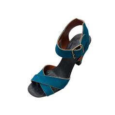 Heeled Sandals Michel Vivien