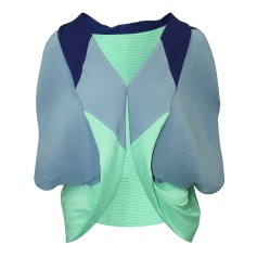 Manteau Pleats Please by Issey Miyake  pas cher