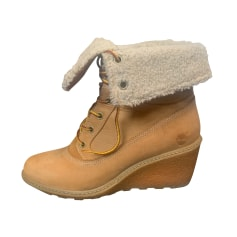 Wedge Boots Timberland