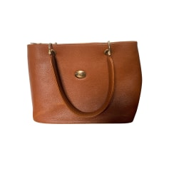 Leather Handbag Mac Douglas