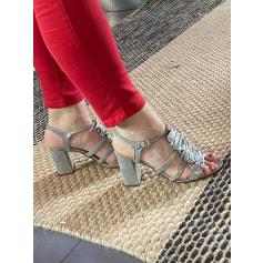 Heeled Sandals Elizabeth Stuart