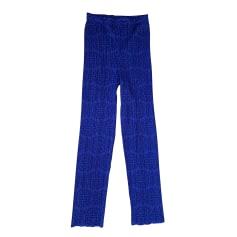 Pantalone dritto Pleats Please by Issey Miyake