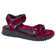 Flat Sandals Sandro