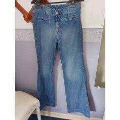 Jeans évasé, boot-cut Iro  pas cher