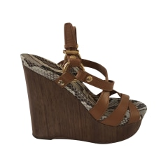 Wedge Sandals Louis Vuitton