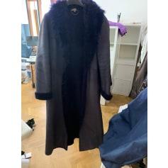 Manteau en cuir Armand Ventilo  pas cher