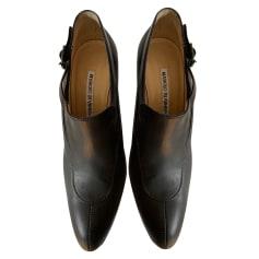High Heel Ankle Boots Manolo Blahnik