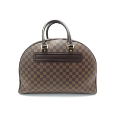 Leather Handbag Louis Vuitton