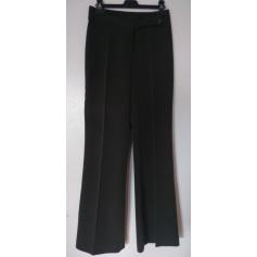 Pantalon droit Mina B.  pas cher