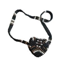 Non-Leather Shoulder Bag Maje