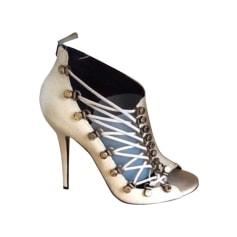 High Heel Ankle Boots Balmain