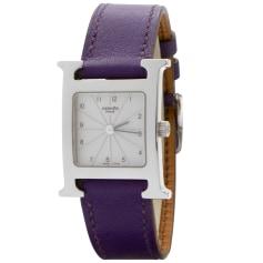 Wrist Watch Hermès Heure H