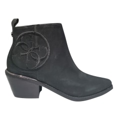 Cowboy Ankle Boots Guess
