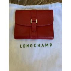 Portefeuille Longchamp  pas cher