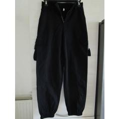 Pantalon droit pantalon cargo  pas cher