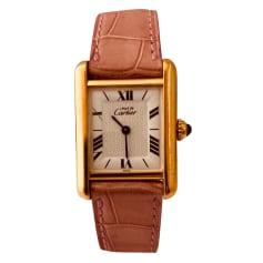 Wrist Watch Cartier