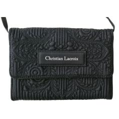 Non-Leather Shoulder Bag Christian Lacroix