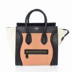 Leather Handbag Céline
