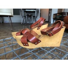 Wedge Sandals Jonak