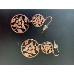 Boucles d'oreilles 100% Vintage  pas cher