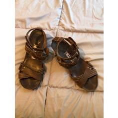 Heeled Sandals Palladium