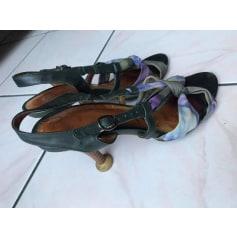 Sandales à talons Kenzo  pas cher