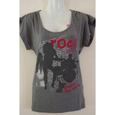 Top, Tee-shirt Caprice de Fille  pas cher