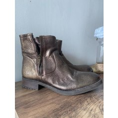 Bottines & low boots plates Kookai  pas cher