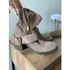 High Heel Ankle Boots San Marina
